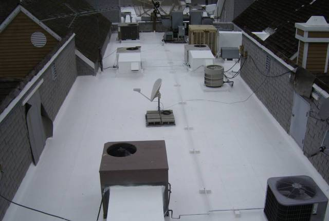 The SureCoat Roof System