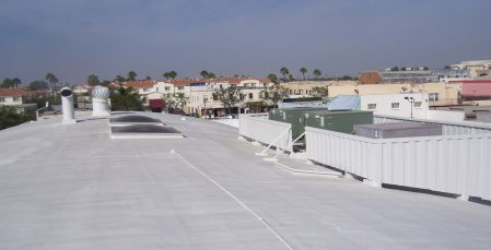 Flat-Roof-Epoxy-Coating