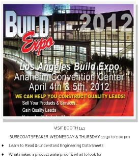 See you at the LA Build Expo?