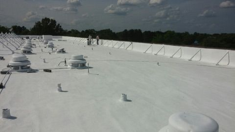 Surecoat Waterproofing Systems Quot They Make It White We